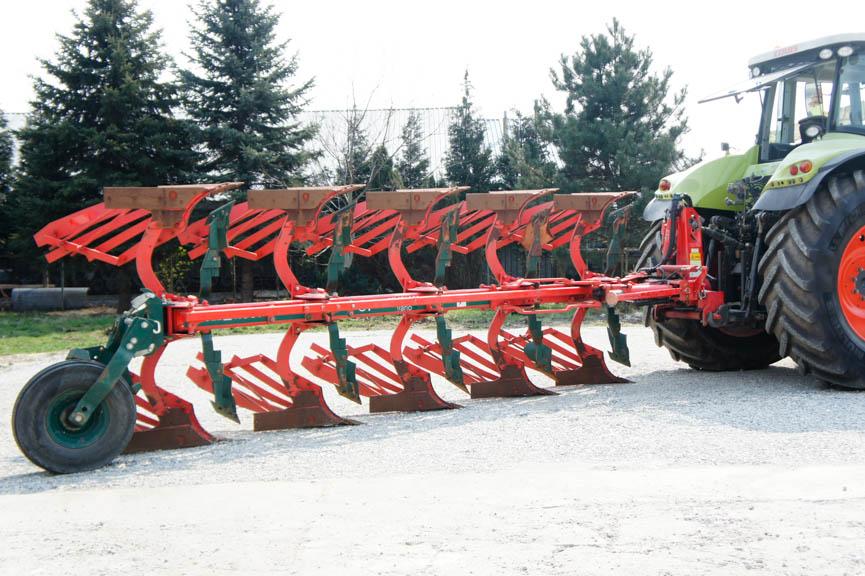 Vogel & Noot XMS 1050 reversible plough