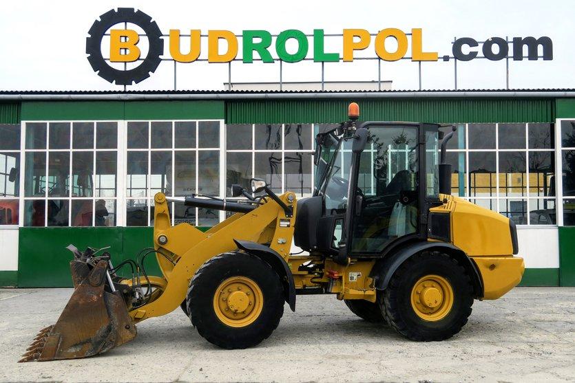 Ładowarka kołowa Caterpillar 906 H / 2008