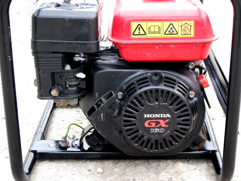 Agregat 02 Honda EC2000